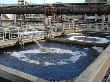 焦化废水处理系统