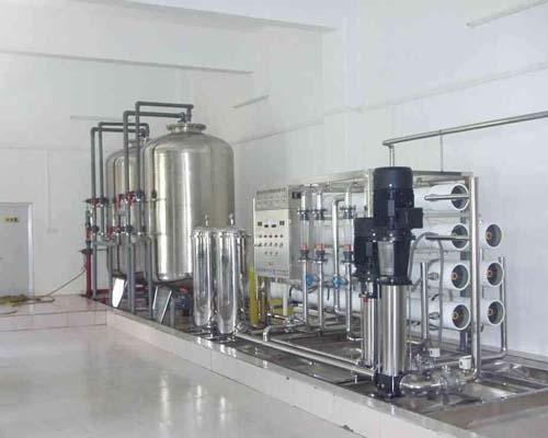 不锈钢净水处理系统