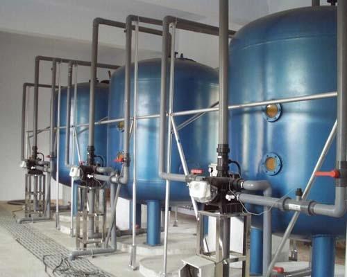 软化水处理系统